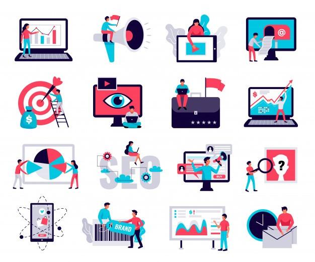 تفاوت های بازاریابی سنتی با دیجیتال مارکتینگ
