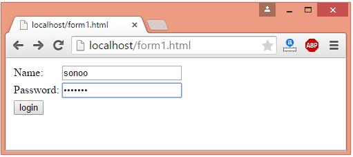 ایجاد فرم برای ورود داده ها به پایگاه داده در طراحی سایت با PHP