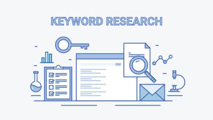 تحقیق کلمات کلیدی در پیش نیازهای یادگیری سئو