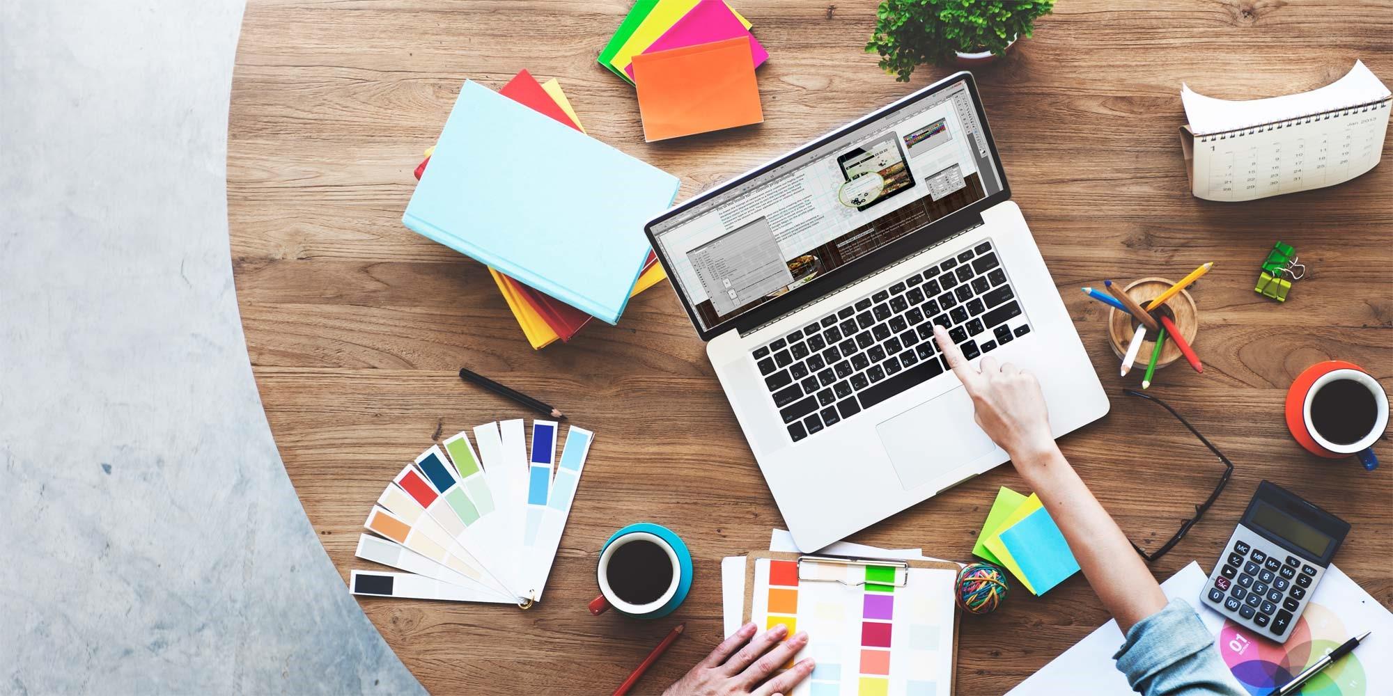 نحوه یادگیری طراحی وب سایت