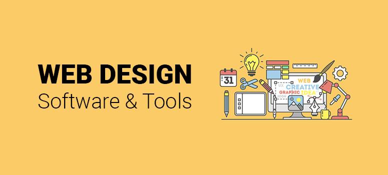 معرفی نرم افزار های طراحی وب
