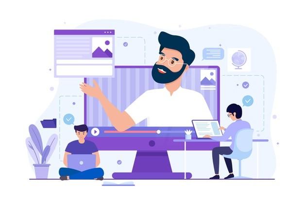 آیا می توان به صورت آنلاین طراحی سایت آموخت؟