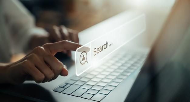 جستجو برای کلمات کلیدی