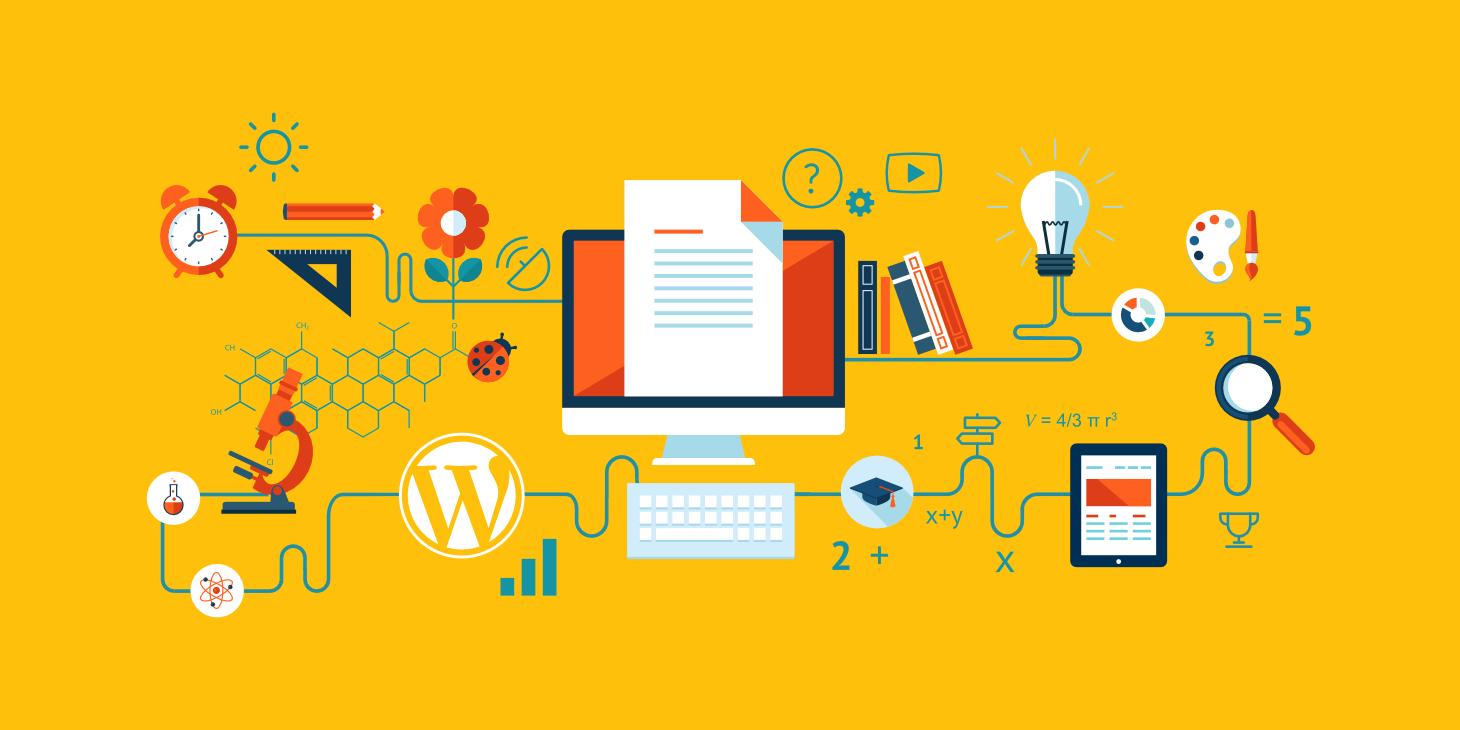 آموزش طراحی وب سایت با استفاده از قالب آماده