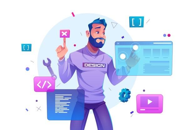 زودترین راه آموزش طراحی سایت