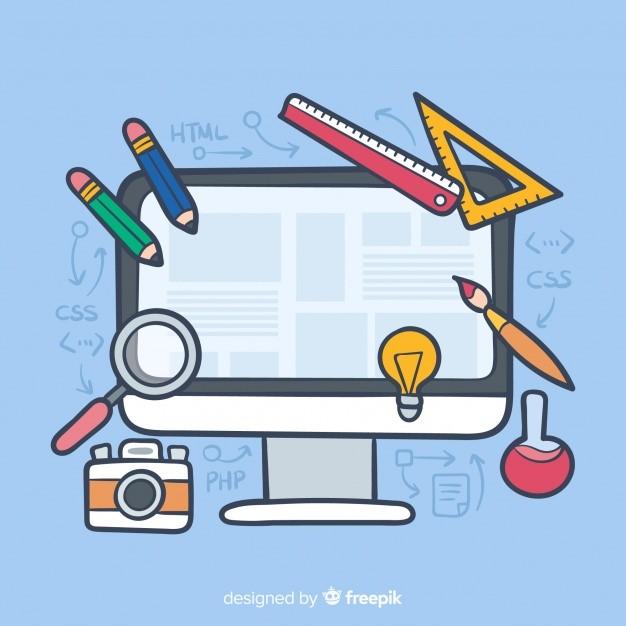 پیش نیازهای آموزش طراحی وب