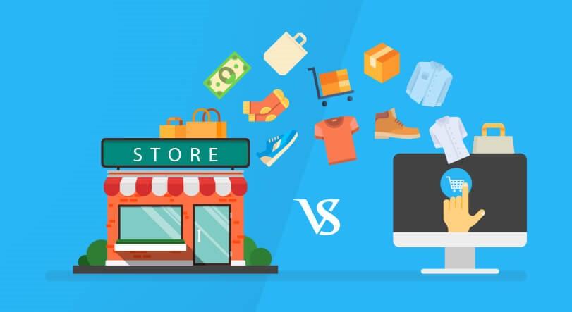 مراحل راه اندازی یک فروشگاه اینترنتی